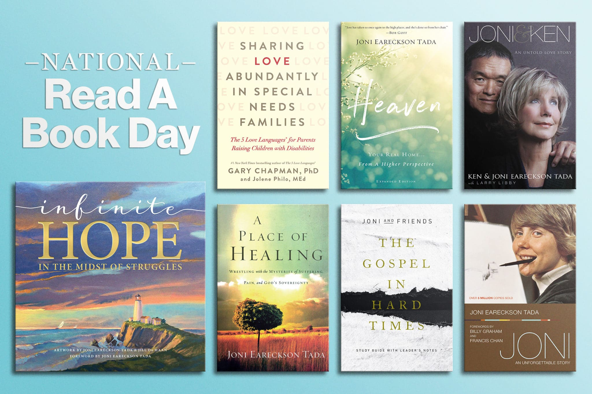 National Read A Book Day 2019 Blog