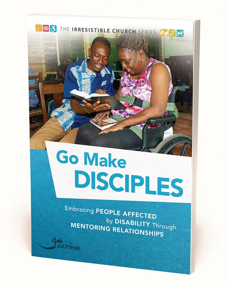 Go Make Disciples