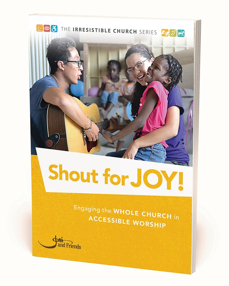 Shout For Joy Cover